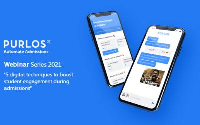 Purlos Webinar: Five Digital Techniques to Boost Student Engagement