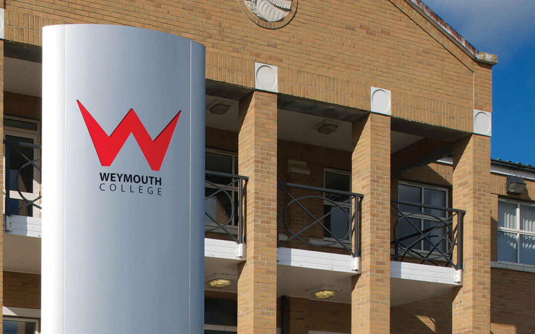Purlos Welcomes Weymouth College
